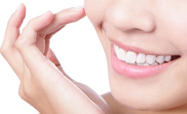 歯を削らず歯を白くする治療法